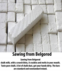 Sawing from Belgorod
